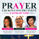 Faith and Prayer Church Flyer - GraphicRiver Item for Sale