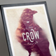 Crow Poster Template - GraphicRiver Item for Sale