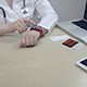 Woman Using A Smart Watch  - VideoHive Item for Sale