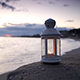 Lantern on the Beach - VideoHive Item for Sale