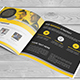 Square Bi Fold Brochure - GraphicRiver Item for Sale