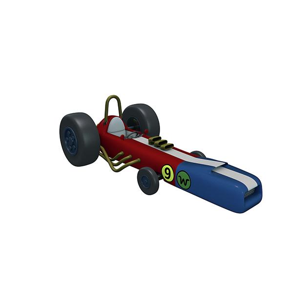 Turbo Terrific - 3DOcean Item for Sale