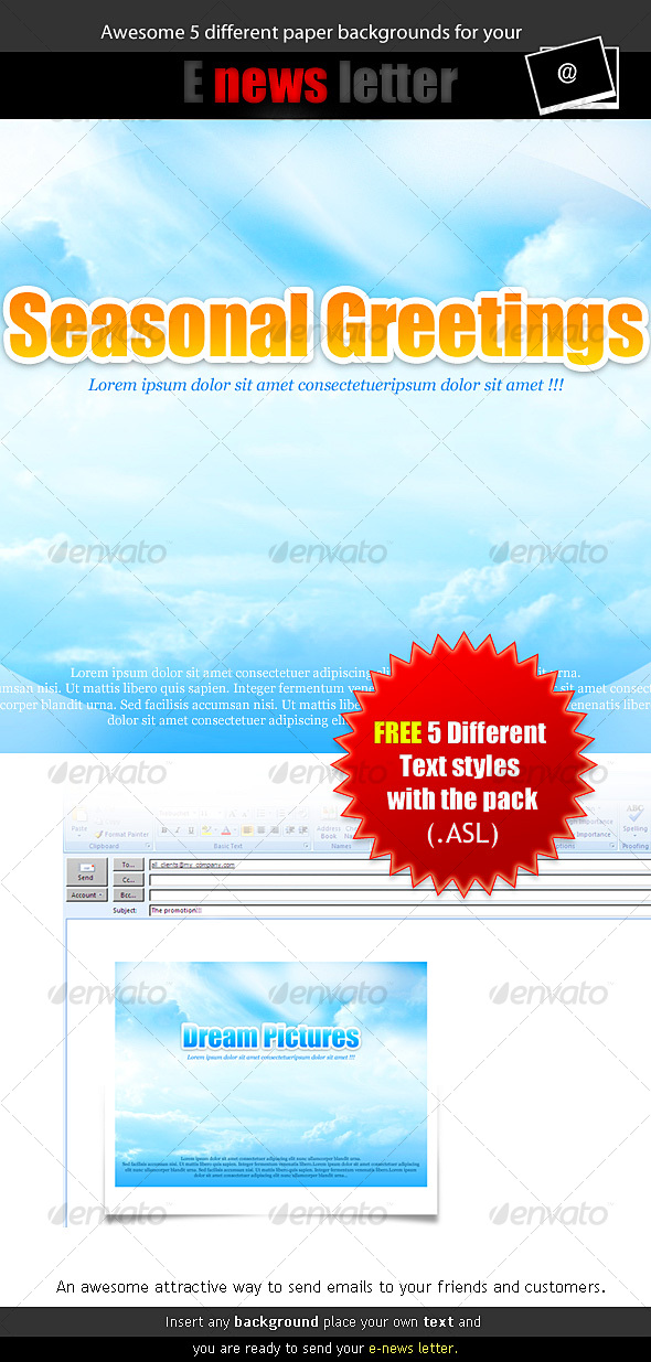 E-news Letter Paper Background - Backgrounds Graphics