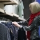 Blonde Woman Enjoying Her Shopping Weekend - VideoHive Item for Sale