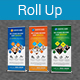 Multipurpose Business Roll-Up Banner Vol-09 - GraphicRiver Item for Sale
