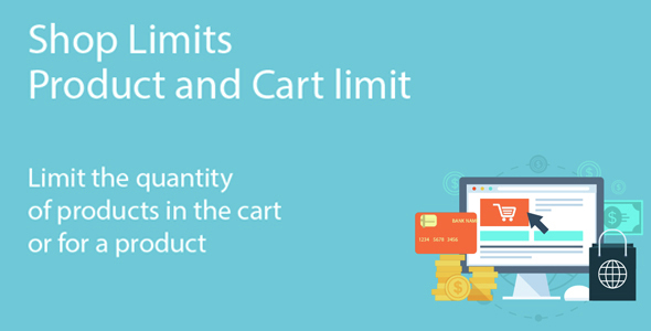 Shop Limits - Product and Cart limit - CodeCanyon Item for Sale