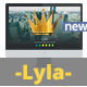 Lyla - Multipurpose Powerpoint Template - GraphicRiver Item for Sale