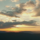 Beautiful Aerial Sunset in Mountains - VideoHive Item for Sale
