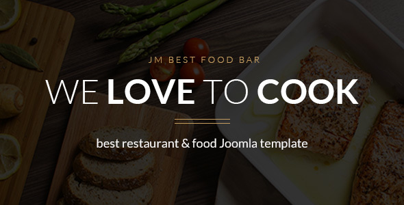 Jm best food bar restaurant and food joomla template by joomla monster joomla template food retail 00introg forumfinder Images