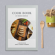 Cook Book / Recipe Book - GraphicRiver Item for Sale