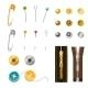 Metal Accessories Set