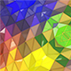 Colourful polygon Reflected Background - VideoHive Item for Sale