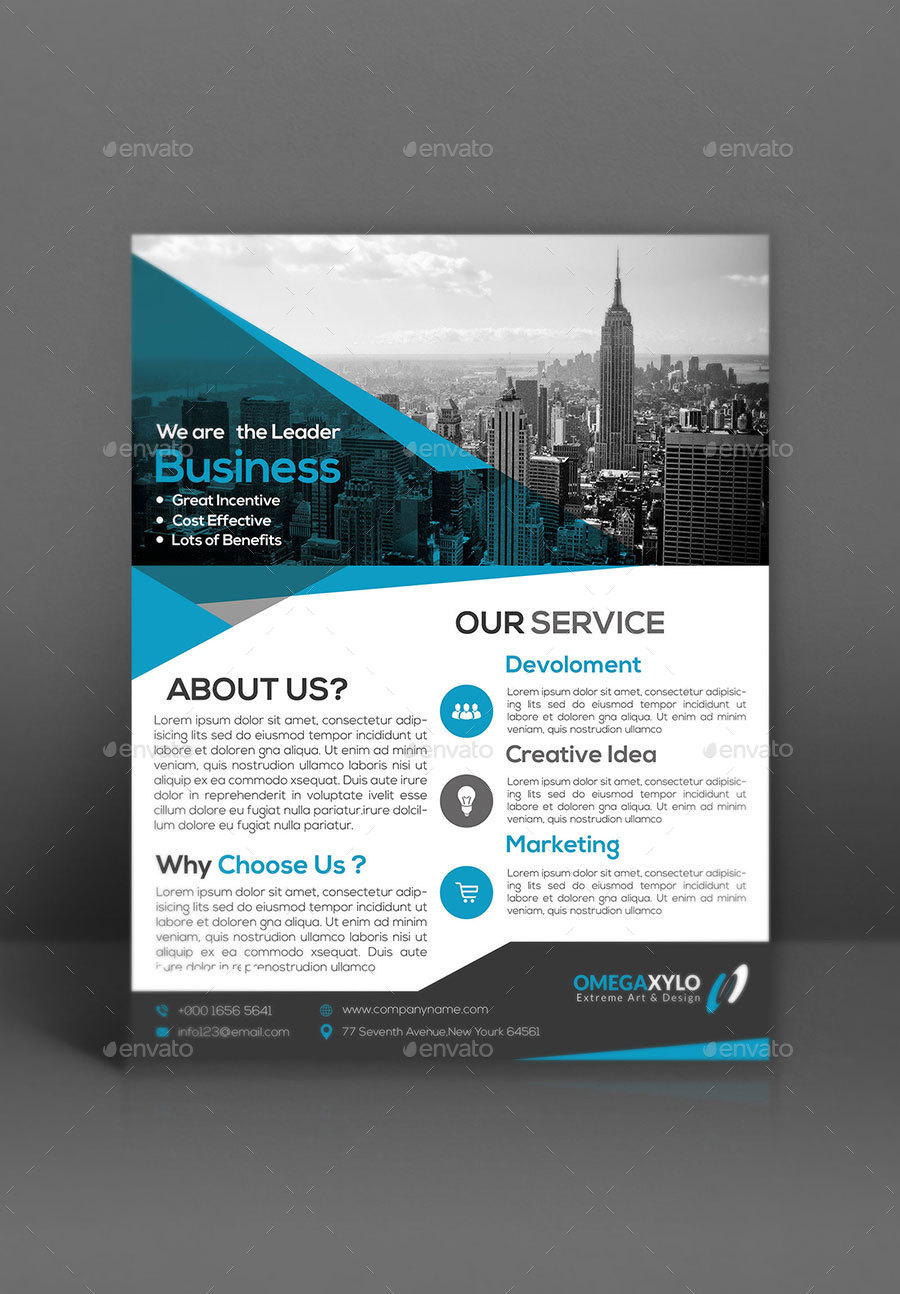 Business Flyer/Ad
