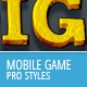 Mobile Game Photoshop Styles - GraphicRiver Item for Sale