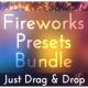 68 Particular Firework Presets Bundle V1 - VideoHive Item for Sale