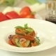 Hot Ratatouille On a Plate - VideoHive Item for Sale
