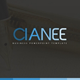 Cianee Business Powerpoint Template - GraphicRiver Item for Sale
