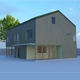House 300 m2 - 3DOcean Item for Sale