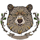 Bear Animals - GraphicRiver Item for Sale