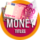 Money Titles - Euro - VideoHive Item for Sale