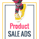 Products Sale Web Banner Ads - GraphicRiver Item for Sale