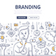 Branding Doodle Concept - GraphicRiver Item for Sale