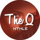 Q Creative - The HTML5 Template - ThemeForest Item for Sale