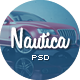 Nautica - Rental Services PSD Template
