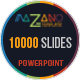 Mazano - Multipurpose Powerpoint Template - GraphicRiver Item for Sale