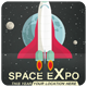 Space Expo - Flyer - GraphicRiver Item for Sale