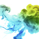 Acrylic colors in water. Abstract background. - PhotoDune Item for Sale
