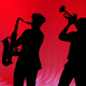 Trio Swing Silhouette - VideoHive Item for Sale