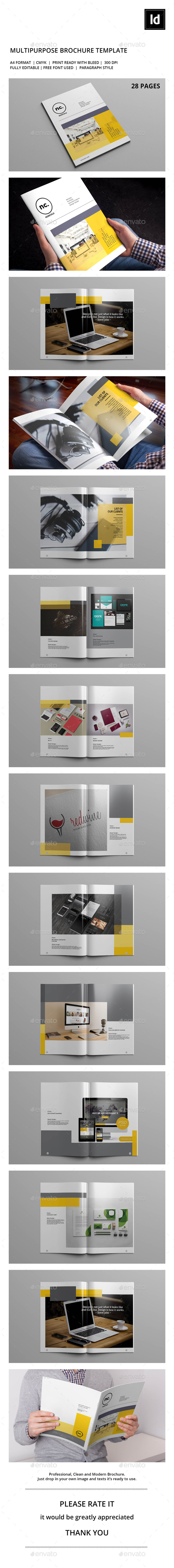 Norcold Portfolio Template - Portfolio Brochures