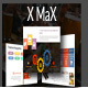 X Max Powerpoint Templates - GraphicRiver Item for Sale