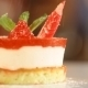 Dessert. Cake And Fruits In a Restaurant - VideoHive Item for Sale