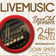 Live Music Flyer Template - GraphicRiver Item for Sale