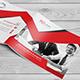 Square Bi Fold Brochure - GraphicRiver Item for Sale