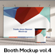 Trade Show Booth Mock-ups Vol.4 - GraphicRiver Item for Sale