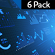 Data Figures and Graphs-6 Pack - VideoHive Item for Sale