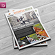 Modern Multipurpose Newsletter - GraphicRiver Item for Sale