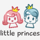 Little Princes Logo - GraphicRiver Item for Sale