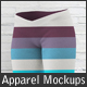 Leggings Mockups - Women Clothing  - GraphicRiver Item for Sale