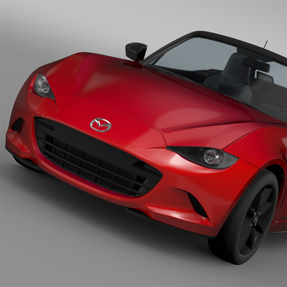 Mazda Roadster (ND) 2016 - 3DOcean Item for Sale