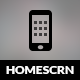 Homescreen Mobile | Mobile Template