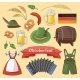 Oktoberfest Germany Elements - GraphicRiver Item for Sale