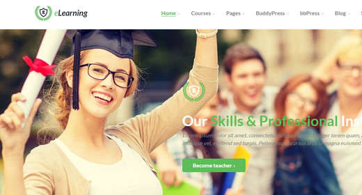Best WordPress for Education Themes