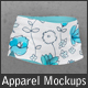 Shorts Mockups - Woman Clothing Mockups - GraphicRiver Item for Sale