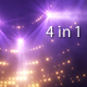 Concert Lights Glitter Pack 3 - VideoHive Item for Sale