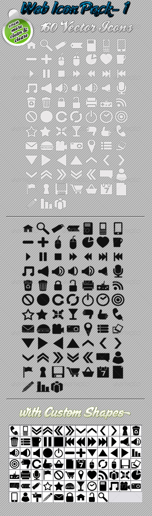 Web Icon Pack - Web Icons