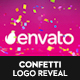 Confetti Logo - VideoHive Item for Sale
